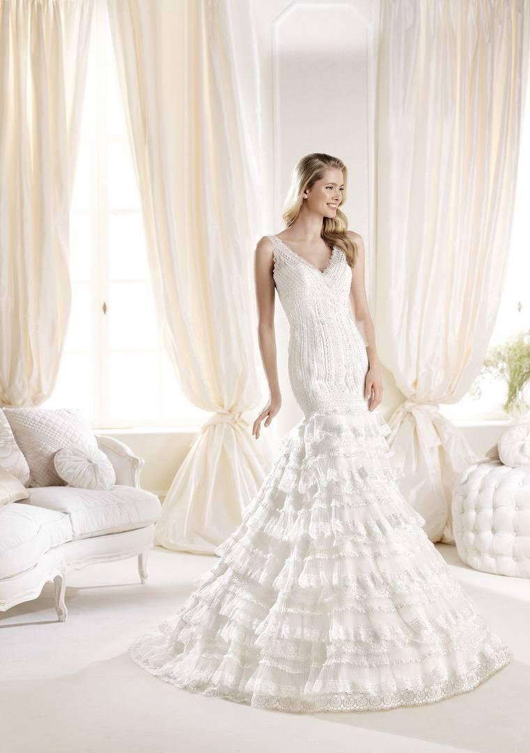 Как удивить свадебным платьем