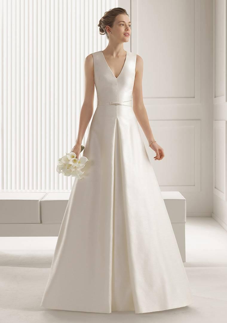 Силуэты свадебного платья и фигура